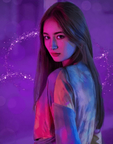 Фиолетовый БУМ