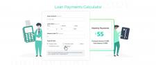 Дизайн калькулятора на сайт