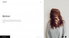 Marley - Portfolio / Agency Template