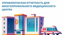 Управленческая отчетность для клиники