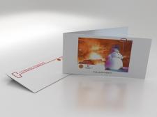 открытка и конверт