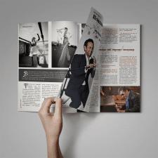 Верстка журналов