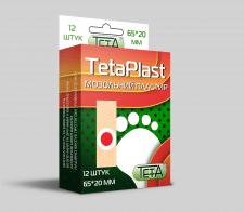 Дизайн упаковки для компании Тета