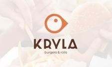 Kryla - Дизайн логотипа