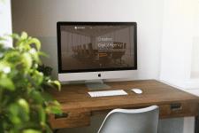 Дизайн сайта цифрового агенства