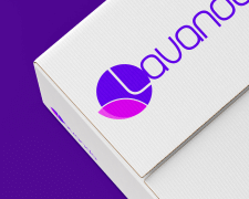 Lavanda online store logo