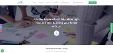 Сайт для продвижения курсов Английского