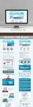 Дизайн сайта для интернет-магазина Еврохолод