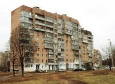Многокварт. 9-10-этаж. 8-секц. жилой дом (Харьков)