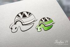 logo_черепаха