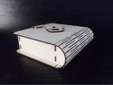 Шкатулка - книжка