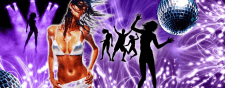 Баннер для танцпола