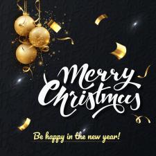 Будьте щасливі в новому році (відео)
