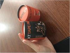 Дизайн упаковки для кинезиологический ленты
