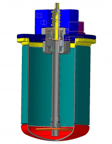Ферментационный реактор