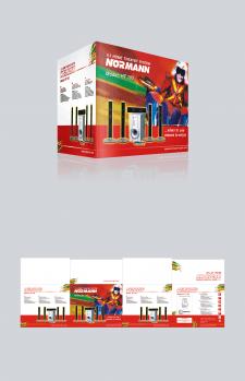 Упаковка домашнего кинотеатра для NORMANN