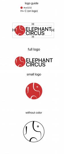 Логотип для цирка.