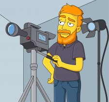 Simpson - director