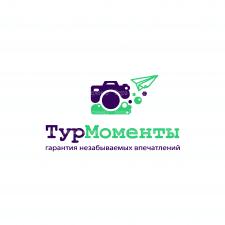 """Логотип для """"ТурМоменты"""""""
