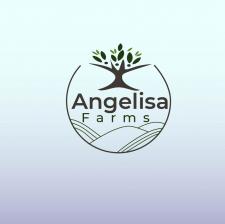 Логотип для Angelisa Farms