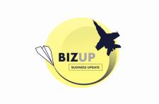 Логотип для компании BizUP