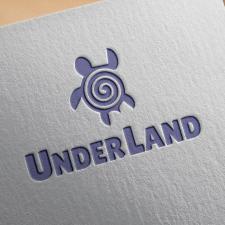 Логотип Underland