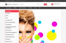 Интернет-магазин Master Fashion
