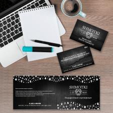 Дизайн сертификатов и пластиковых карт