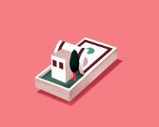 Illustration for Investor Relations Agency