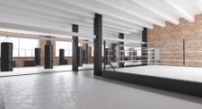 Визуализация Спорт-зала
