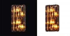 Обработка фото светильников