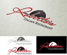 Логотип ресторана Robertos