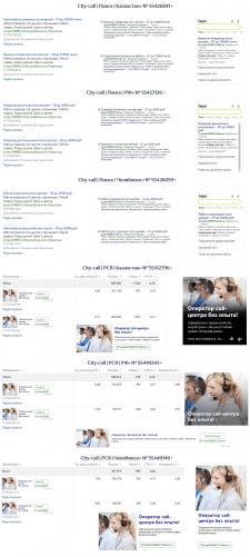Вакансия оператора call-центра – Директ