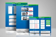 LUTSKEXPRESS Редизайн сайта по заказу билетов