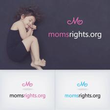 Логотип Momsright