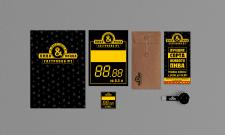 Фирменный стиль + разработка логотипа