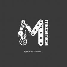 Логотип для магазина металлических конструкторов