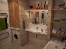 ванная разработка и визуализация