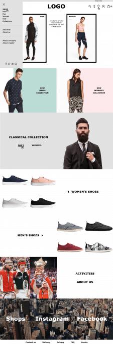 LO/GO - Fashion Webshop