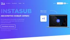 InstaSub - сервис продвижения в инстаграме