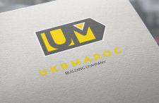 """Логотип для строительной компании """"UKRMAROC"""""""