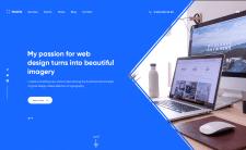 Weblife | Сайт портфолио