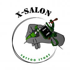 Логотип для магазина тату товаров