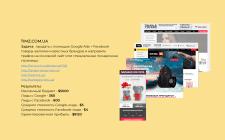 Реплики брендов (реклама в FB, Insta, Google)
