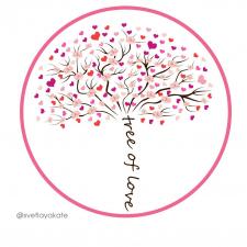 Разработка логотипа для декоративных деревьев