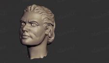 3D визуализация  головы