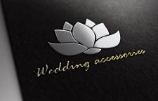 "Логотип ""Wedding accessories"""
