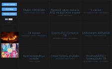 Сайт онлайн трансляций событий на Майдане