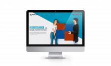 Адаптивний дизайн сайту рекрутингової компанії
