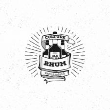 Логотип для Rhum Culture